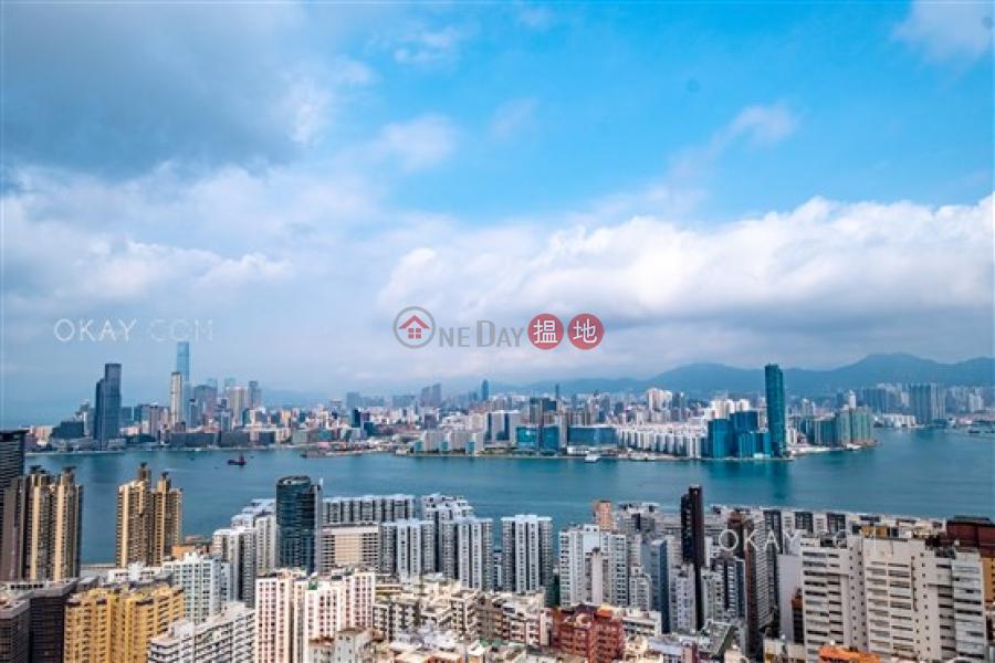 Beautiful 3 bed on high floor with harbour views | Rental | Sky Scraper 摩天大廈 Rental Listings