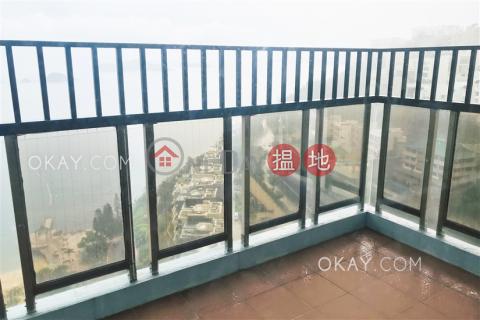 Efficient 4 bed on high floor with sea views & balcony | Rental|Repulse Bay Apartments(Repulse Bay Apartments)Rental Listings (OKAY-R14568)_0