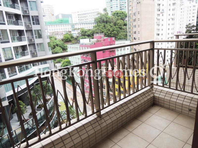 尚翹峰1期2座兩房一廳單位出租258皇后大道東   灣仔區 香港-出租 HK$ 25,000/ 月