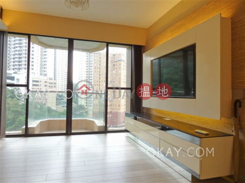Rare 3 bedroom with balcony | Rental|Wan Chai DistrictRonsdale Garden(Ronsdale Garden)Rental Listings (OKAY-R27985)_0