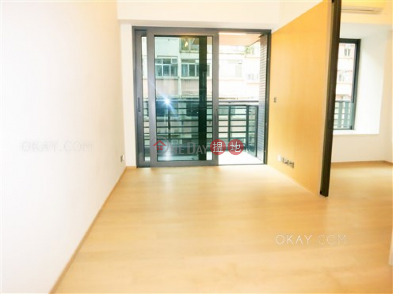 HK$ 35,000/ month | The Hudson, Western District Tasteful 3 bedroom with terrace & balcony | Rental