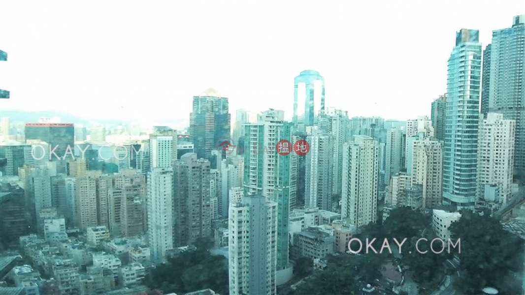 Gorgeous 3 bed on high floor with sea views & parking | Rental 80 Robinson Road | Western District Hong Kong Rental HK$ 65,000/ month