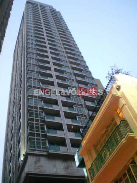 1 Bed Flat for Rent in Wan Chai, J Residence 嘉薈軒 Rental Listings | Wan Chai District (EVHK87445)