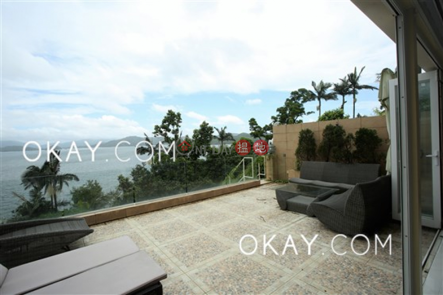 Lovely house with sea views, rooftop & terrace | Rental | House A1 Pik Sha Garden 碧沙花園 A1座 Rental Listings