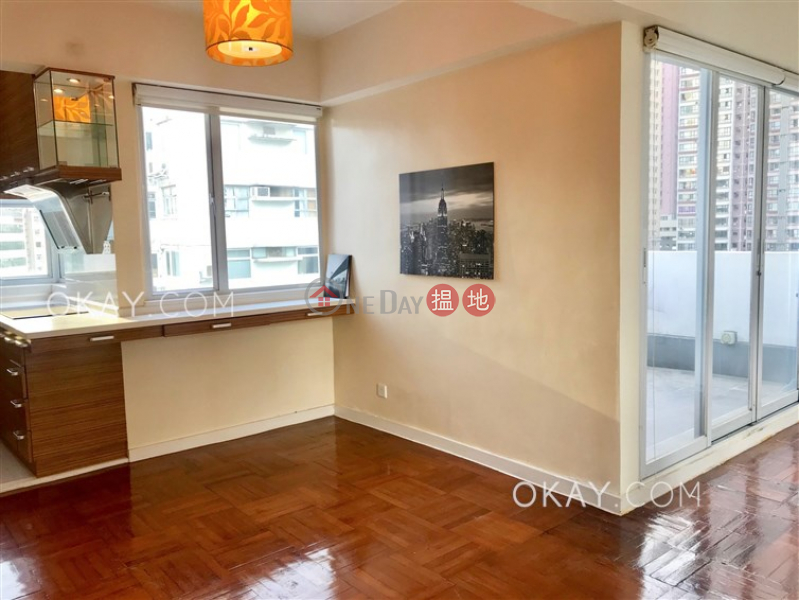 Property Search Hong Kong | OneDay | Residential, Sales Listings Intimate studio on high floor with terrace | For Sale