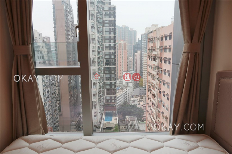 HK$ 12M | King\'s Hill | Western District, Luxurious 1 bedroom with balcony | For Sale
