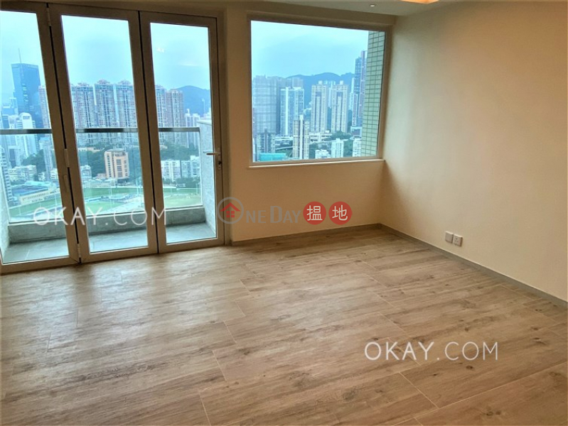 Efficient 3 bed on high floor with balcony & parking | Rental | Greenville Gardens 嘉苑 Rental Listings