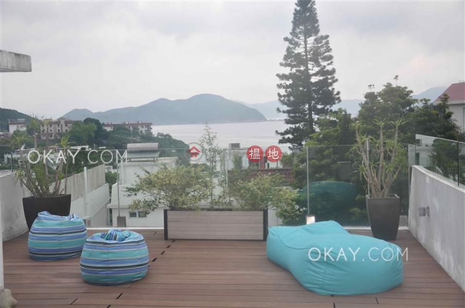 Beautiful house with balcony & parking   Rental   Siu Hang Hau Village House 小坑口村屋 Rental Listings