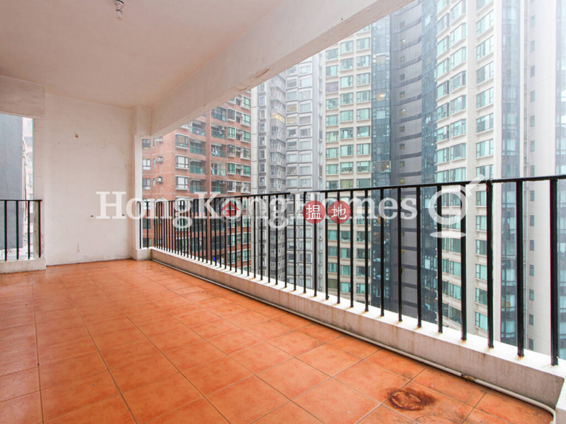 4 Bedroom Luxury Unit for Rent at Palm Court 55 Robinson Road | Western District Hong Kong | Rental HK$ 80,000/ month