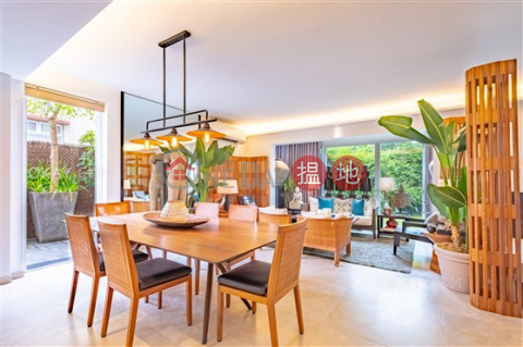 Unique house with sea views, rooftop & terrace | For Sale|Mang Kung Uk Village(Mang Kung Uk Village)Sales Listings (OKAY-S369553)_0