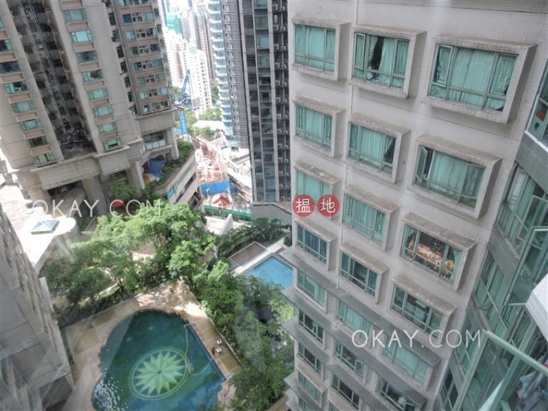 HK$ 35,000/ 月-高雲臺|西區-3房2廁,極高層,星級會所高雲臺出租單位