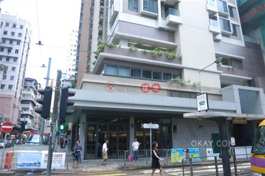 香港搵樓|租樓|二手盤|買樓| 搵地 | 住宅出租樓盤-2房2廁,海景,露台《吉席街18號出租單位》