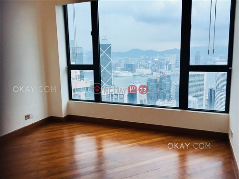 HK$ 120,000/ month The Harbourview   Central District Efficient 4 bedroom with harbour views & parking   Rental