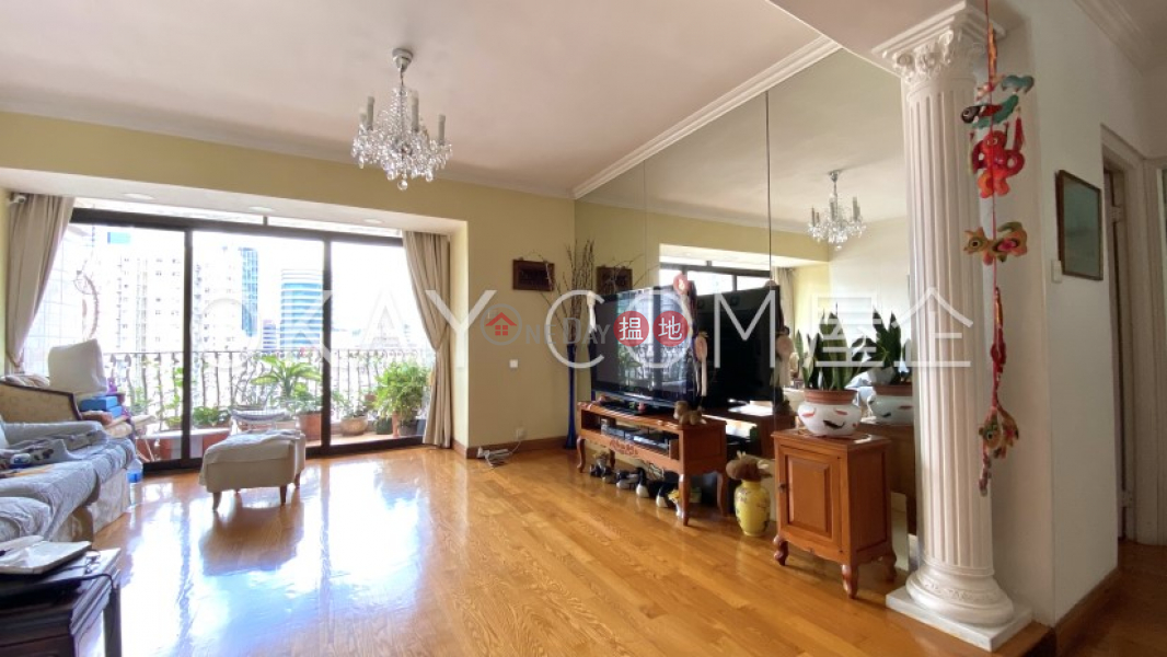 Unique 3 bedroom with balcony & parking | For Sale | Ewan Court 倚雲閣 Sales Listings