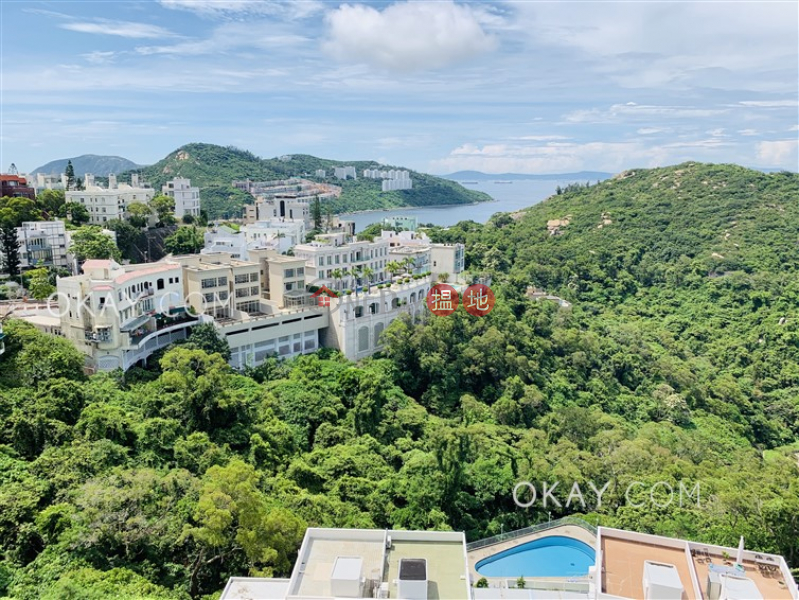 Luxurious 3 bed on high floor with sea views & rooftop | Rental | Jade Beach Villa Block A1-A4 華翠海灣別墅 A1-A4座 Rental Listings