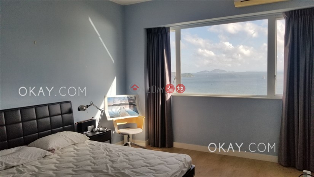 HK$ 75,000/ month, Block A Cape Mansions, Western District | Efficient 3 bedroom with sea views, balcony | Rental