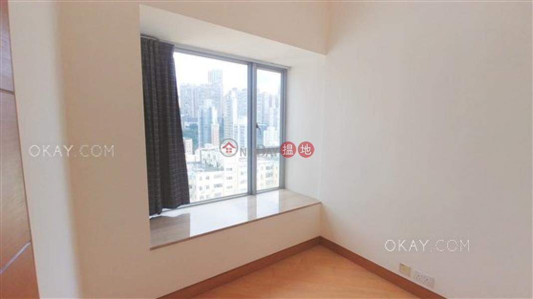 香港搵樓 租樓 二手盤 買樓  搵地   住宅 出租樓盤 3房3廁,極高層,星級會所,露台《渣華道98號出租單位》