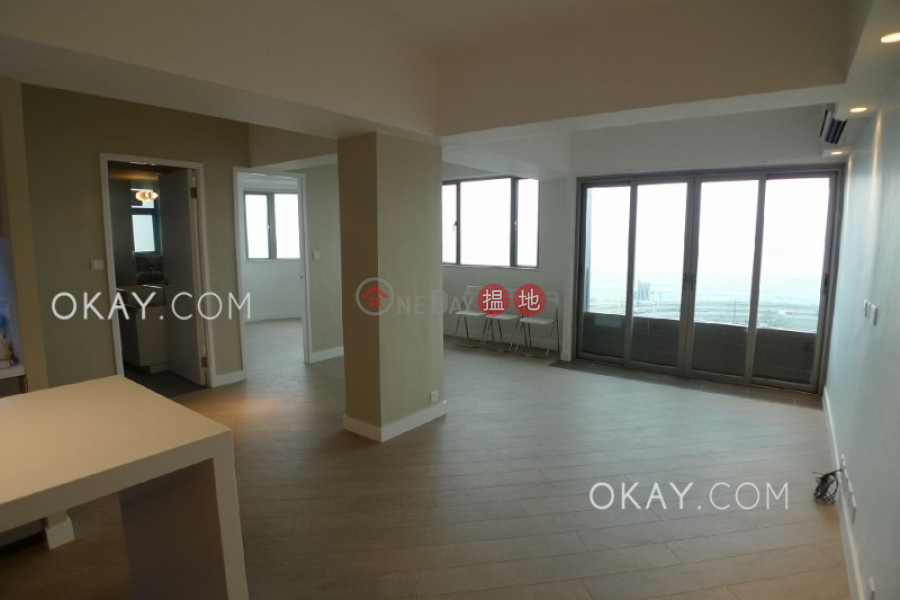 HK$ 13.5M | Richwealth Mansion, Western District Stylish 2 bedroom with harbour views & balcony | For Sale