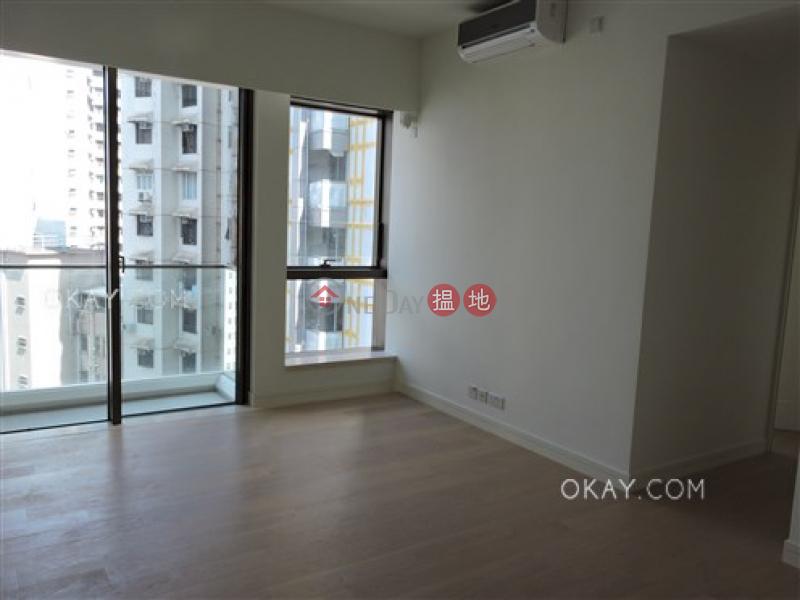 Tasteful 3 bedroom with balcony   For Sale   Kensington Hill 高街98號 Sales Listings
