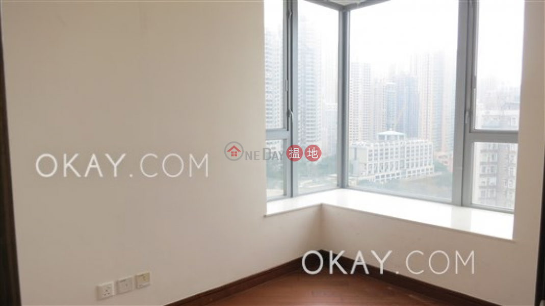 Unique 1 bedroom on high floor with balcony | For Sale | One Pacific Heights 盈峰一號 Sales Listings