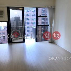 Unique 3 bedroom on high floor with balcony & parking | Rental