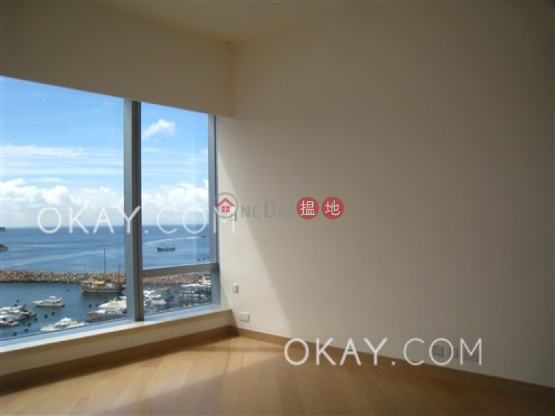 Unique 2 bedroom with sea views, balcony | For Sale | Larvotto 南灣 Sales Listings