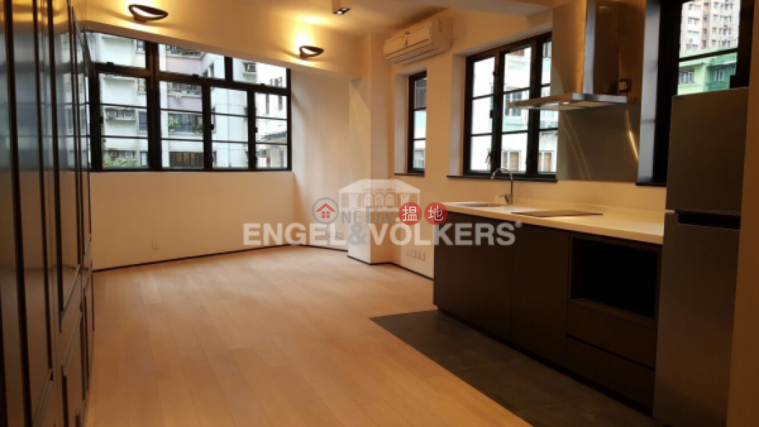1 Bed Flat for Rent in Soho, Hollywood Building 荷李活大樓 Rental Listings | Central District (EVHK100362)