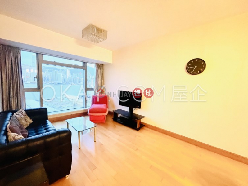 Property Search Hong Kong | OneDay | Residential | Rental Listings | Unique 2 bedroom in Kowloon Station | Rental
