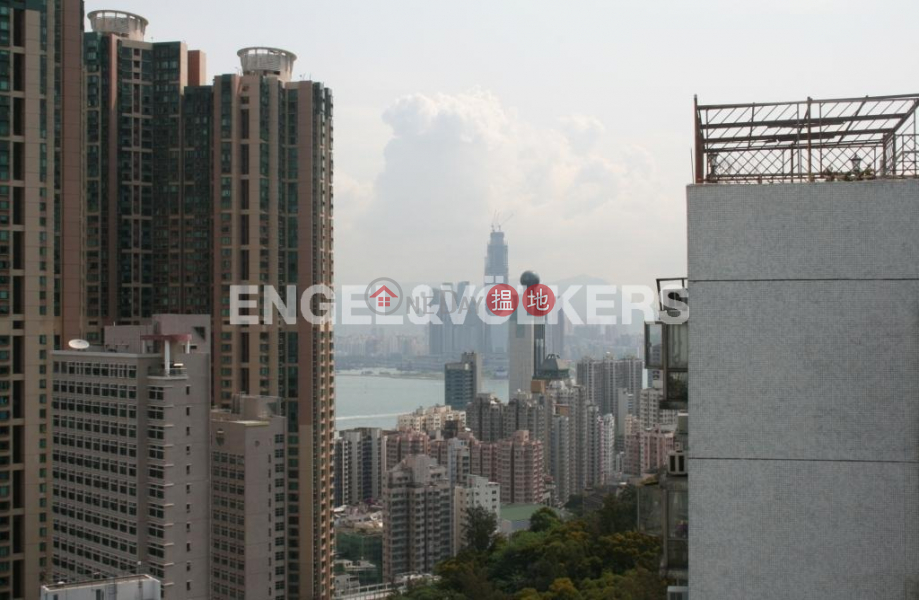 2 Bedroom Flat for Rent in Kennedy Town | 101 Pok Fu Lam Road | Western District, Hong Kong Rental HK$ 23,800/ month