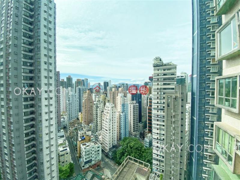 HK$ 900萬雍翠臺-中區1房1廁,極高層《雍翠臺出售單位》