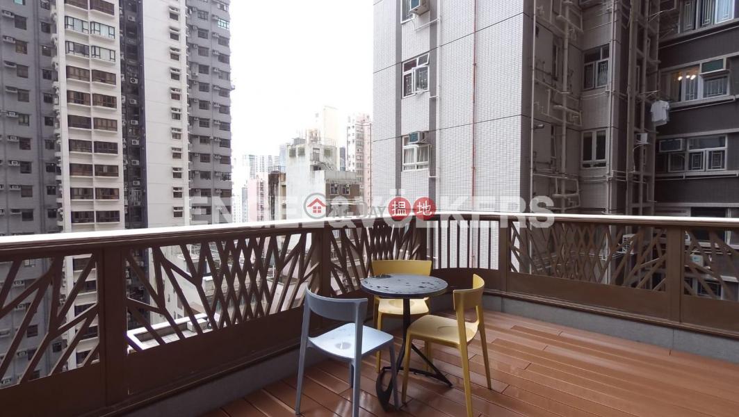 HK$ 70,000/ 月|CASTLE ONE BY V|西區-西半山兩房一廳筍盤出租|住宅單位