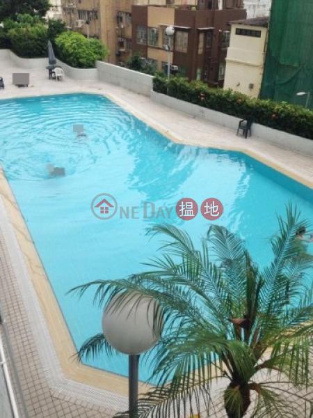 香港搵樓|租樓|二手盤|買樓| 搵地 | 住宅|出租樓盤|新裝修 齊家電 西半山 山景陽光 兩房 清靜