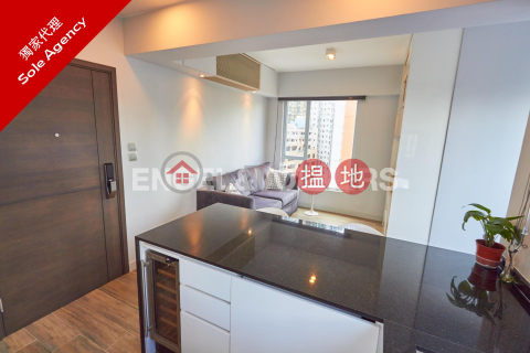 1 Bed Flat for Rent in Soho|Central DistrictSunrise House(Sunrise House)Rental Listings (EVHK90169)_0