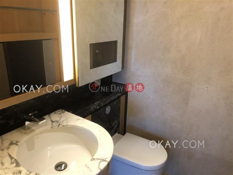 Nicely kept 2 bedroom on high floor with harbour views | Rental | Gramercy 瑧環 Rental Listings