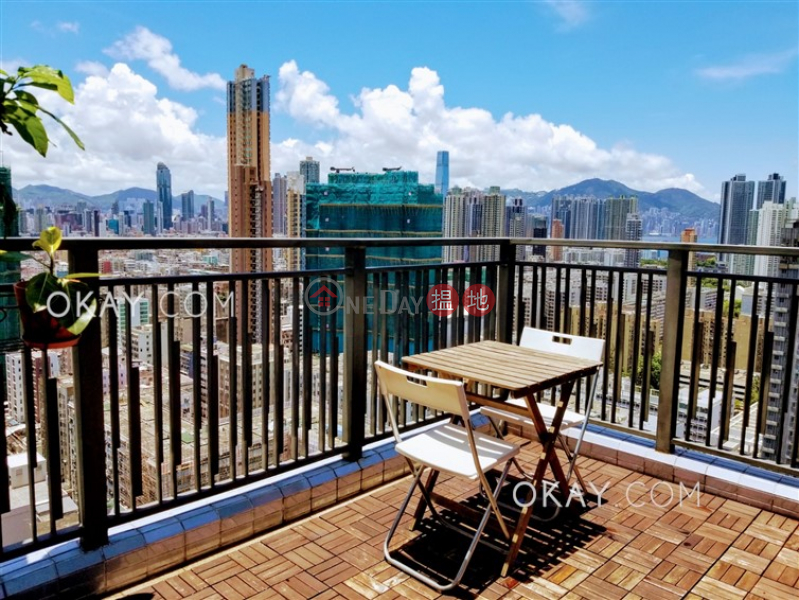 Property Search Hong Kong   OneDay   Residential, Sales Listings Luxurious 2 bedroom on high floor with terrace   For Sale