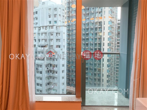Stylish 1 bedroom with balcony | Rental|Wan Chai DistrictThe Avenue Tower 1(The Avenue Tower 1)Rental Listings (OKAY-R355237)_0