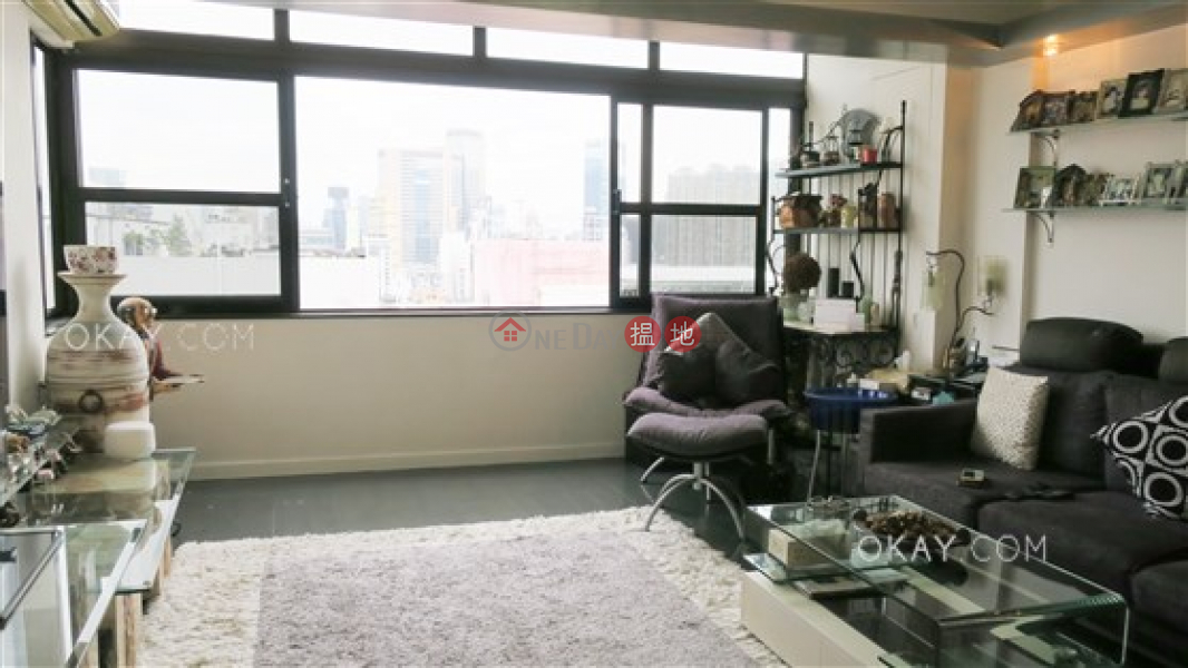 Property Search Hong Kong | OneDay | Residential Sales Listings | Charming 3 bedroom on high floor with rooftop & parking | For Sale