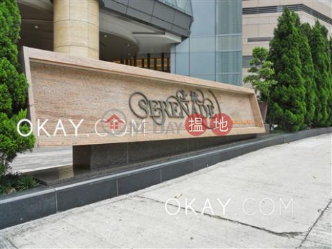 Lovely 3 bedroom with balcony & parking | Rental|Serenade(Serenade)Rental Listings (OKAY-R6285)_0