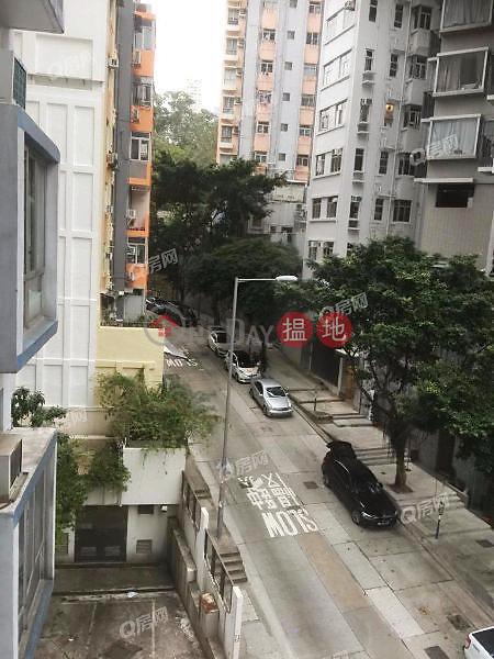 鄰近地鐵,市場罕有,實用兩房,內街清靜,景觀開揚《富山苑租盤》-61-69山道 | 西區-香港|出租HK$ 20,000/ 月