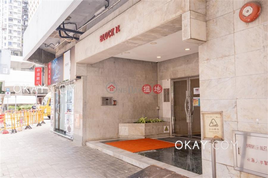 香港搵樓 租樓 二手盤 買樓  搵地   住宅出租樓盤3房2廁,實用率高,極高層,星級會所《維港頌1座出租單位》