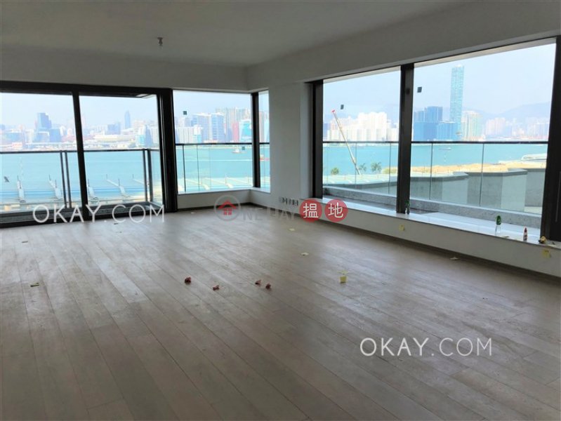Luxurious 4 bedroom with sea views & balcony | Rental | Harbour Glory Tower 1 維港頌1座 Rental Listings