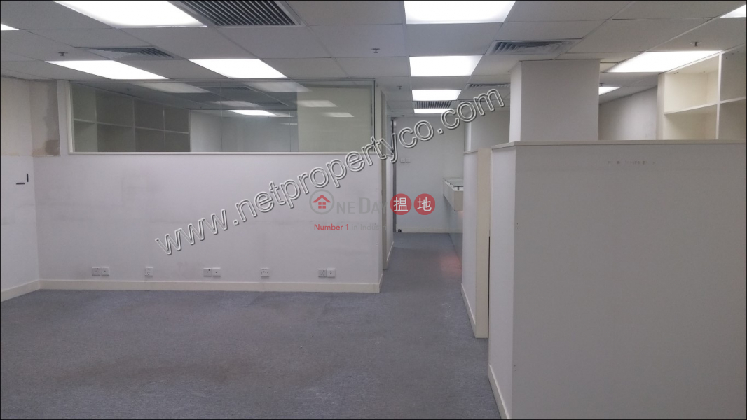 Office in the heart of Central, The Chinese Bank Building 華人銀行大廈 Rental Listings | Central District (A038380)