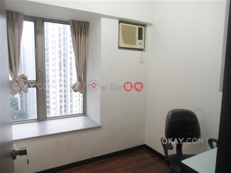 HK$ 25,000/ month   Splendid Place Eastern District, Intimate 2 bed on high floor with sea views & balcony   Rental