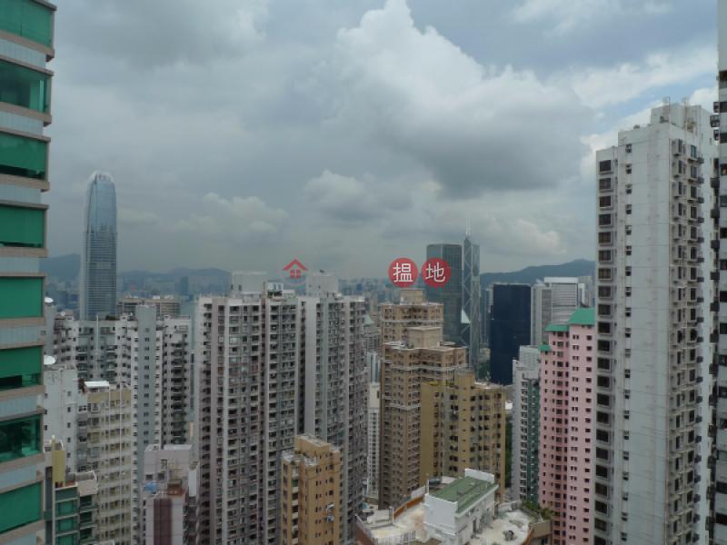 HK$ 60,000/ 月|干德道18號西區|西半山三房兩廳筍盤出租|住宅單位