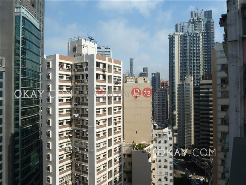 Unique 1 bedroom with balcony | For Sale, York Place York Place Sales Listings | Wan Chai District (OKAY-S70630)