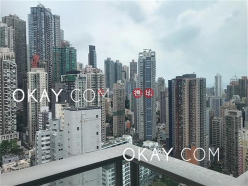 香港搵樓|租樓|二手盤|買樓| 搵地 | 住宅出租樓盤|3房2廁,極高層,可養寵物,露台《MY CENTRAL出租單位》