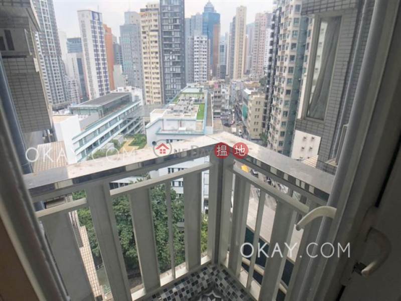 Property Search Hong Kong | OneDay | Residential | Rental Listings | Charming 3 bedroom on high floor with balcony | Rental