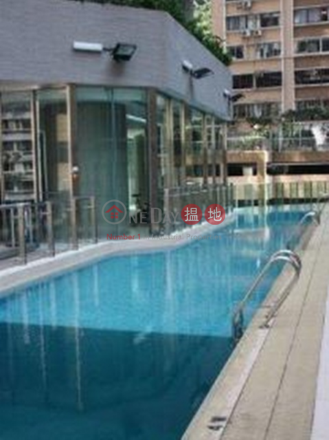 1 Bed Flat for Sale in Central Mid Levels|The Icon(The Icon)Sales Listings (EVHK41656)_0