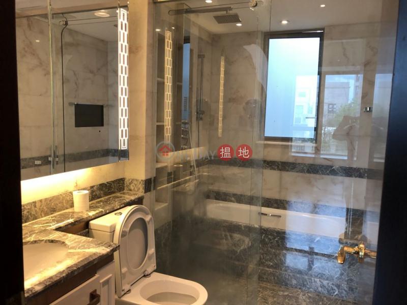 HK$ 35,000/ 月-逸瓏灣1期 大廈16座-大埔區|四房原則(兩套房)工人套房, 內園清靜