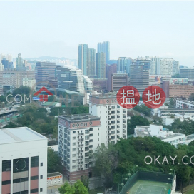 Lovely 2 bedroom on high floor | Rental|Yau Tsim MongTower 3 Carmen's Garden(Tower 3 Carmen's Garden)Rental Listings (OKAY-R384040)_0